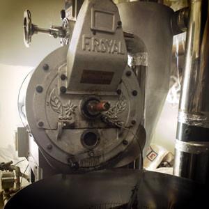 コーヒー豆焙煎装置